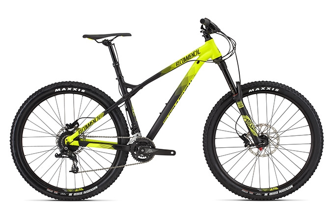 META HT AM ESSENTIAL ROCKSHOX 650B YELLOW 2016