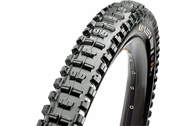 MAXXIS TIRE MINION DHRII 650X2,40 DH CASING 3C TIRE