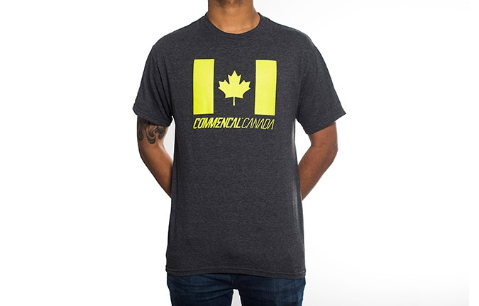 T-SHIRT COMMENCAL CANADA 2016