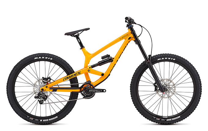 FURIOUS ORIGIN 650B MANGO 2018