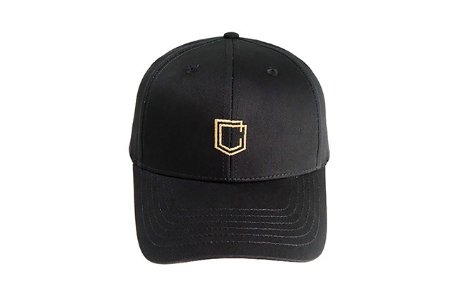 COMMENCAL CURVED PEAK CAP SOLID BLACK