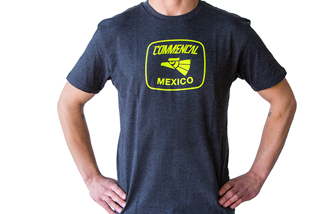 T-SHIRT COMMENCAL MEXICO