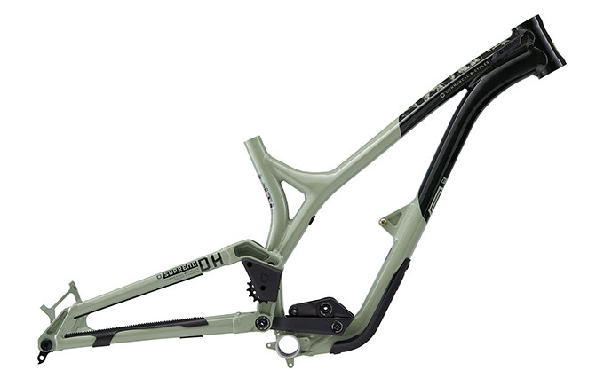 FRAME SUPREME DH 29 / 27 GREEN 2021