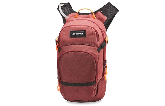 DAKINE WOMENS SESSION 12L BACKPACK BURNT ROSE 2018