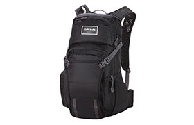 DRAFTER HYDRATION BACKPACK 14L BLACK