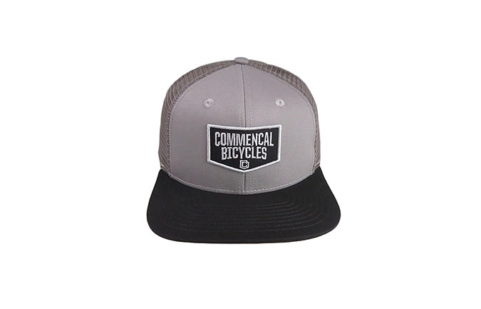COMMENCAL KIDS TRUCKER CAP GREY