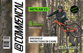 KIT CLEARPROTECT CUSTOM FOR META V3 SHINY