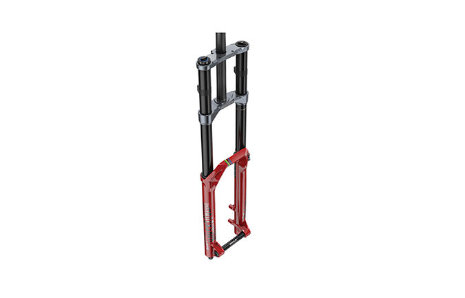 ROCKSHOX BOXXER WORLD CUP DEBONAIR 200MM 27.5 BOOST FORK RED 2019