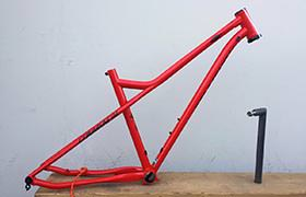 FRAME META HT AM CRMO RED 2018 (M)