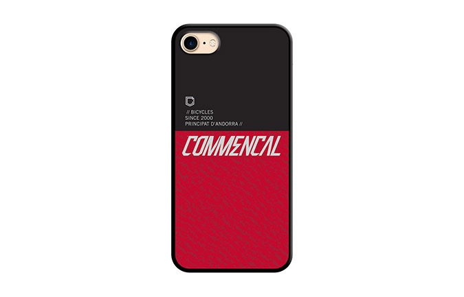 COMMENCAL IPHONE 7/8 CASE RED 2019